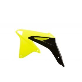 Acerbis Tankspoiler für Suzuki RMZ 450 08-12 neon gelb schwarz