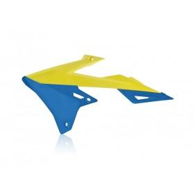 Acerbis Tankspoiler für Suzuki RMZ 450 2018 gelb blau
