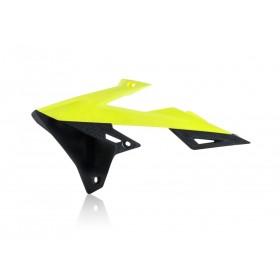 Acerbis Tankspoiler für Suzuki RMZ 450 2018 neon gelb schwarz