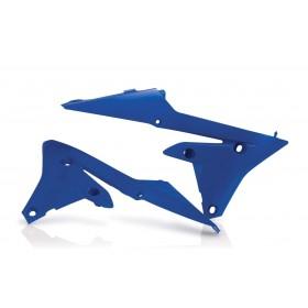 Acerbis Tankspoiler UNTERE für Yamaha YZF250 450 2014 blau