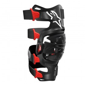 Alpinestars BIONIC-10 Knieorthese CARBON links