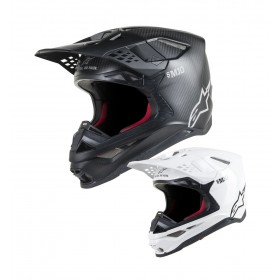 Alpinestars Supertech M10 Solid Crosshelm