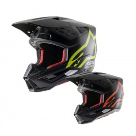 Alpinestars Supertech M5 Compass Crosshelm