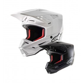 Alpinestars Supertech M5 Solid Crosshelm
