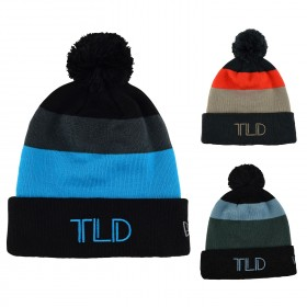 Troy Lee Designs BLOCK POM Beanie