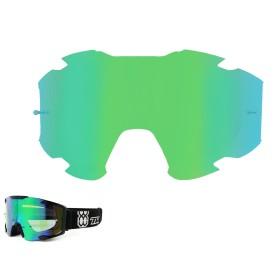 Bomb Spiegelglas grün