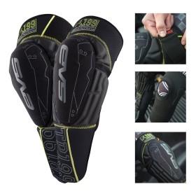 EVS TP199 Knieschutz schwarz neon gelb