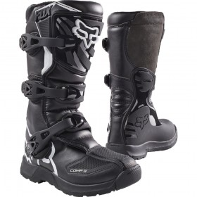Fox Comp 3Y Kinder Cross Stiefel schwarz