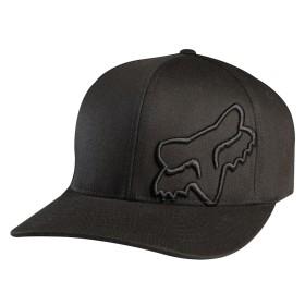 Fox Flex 45 Flexfit Cap schwarz
