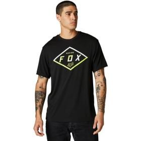 Fox BADGE Tech T-Shirt SS schwarz