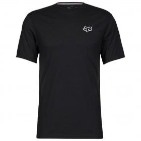 Fox Burnt Tech T-Shirt SS schwarz