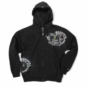 Pro Circuit Grunge Hoody Monster schwarz grün Gr. L