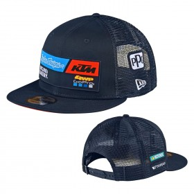 Troy Lee Designs KTM Team Kinder Snapback Hat Flat