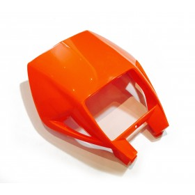 Lampenmaske orange KTM 02