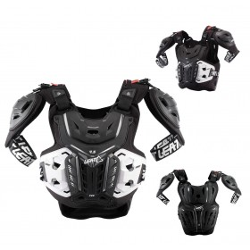 Leatt Brustpanzer 4.5 Pro schwarz Chest Protector MX Enduro Motocross