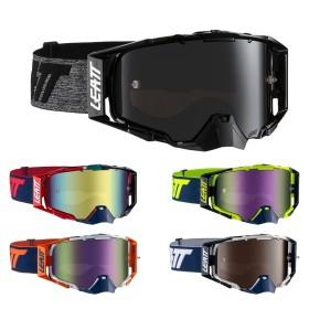 Leatt MX Brille Velocity 6.5 Iriz verspiegelt