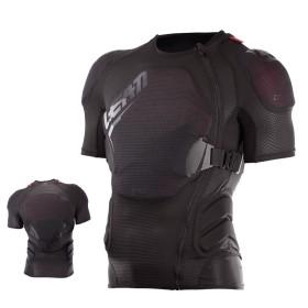 Leatt Protektorshirt 3DF AirFit Lite kurz schwarz