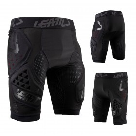 Leatt Impact Shorts 3DF schwarz 3.0