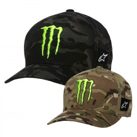Alpinestars Monster Multicamo Curved Cap