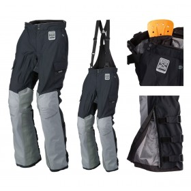 Moose EXPEDITION Offroad Adventure Hose schwarz grau