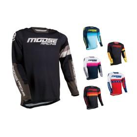 Moose MX Jersey Sahara S21