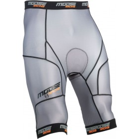 Moose XC1 Base Short schwarz grau