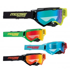 Moose XCR Hatch Crossbrille