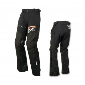 Moose XCR WATERPROOF Hose schwarz