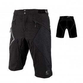 Oneal All Mountain Short MUD schwarz