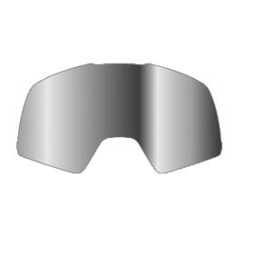 Oneal B-20 Crossbrillen Ersatzglas grau / Tear Off Pins, antiscratch, antifog