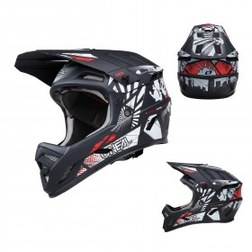 Oneal Backflip Boom MTB Full Face Helm
