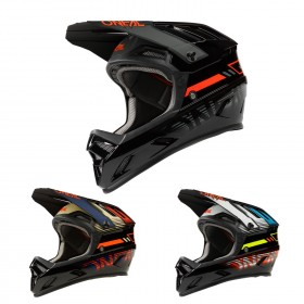 Oneal Backflip Eclipse MTB Full Face Helm