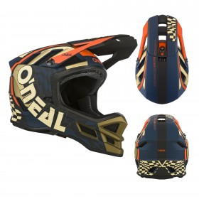 Oneal Blade Polyacrylite Zyphr MTB Full Face Helm