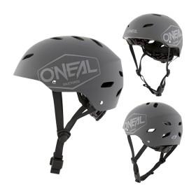 Oneal Dirt LID Plain Kinder MTB Halbschalen Helm