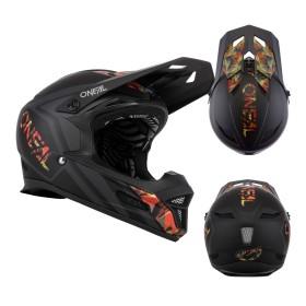 Oneal Fury Mahalo MTB Full Face Helm