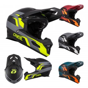 Oneal Fury Stage MTB Full Face Helm