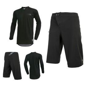 Oneal Combo Matrix Short schwarz Element Jersey MTB Hose