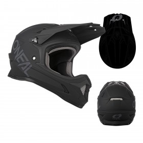 Oneal Sonus Solid MTB Full Face Helm