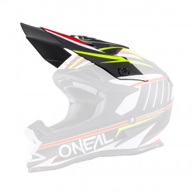 Oneal Spare Visor 7Series Crosshelm Evo CHASER weiss