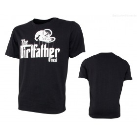 Oneal The Dirtfather T-Shirt schwarz weiss