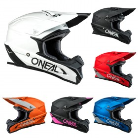 Oneal 1Series Solid Crosshelm