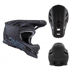 Oneal Blade Polyacrylite Solid MTB Helm