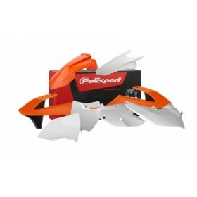 Plastik Kit in orange, KTM Plastiksatz, EXC Plastiksatz 2017, Plastikit KTM SX 2016