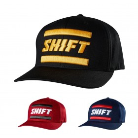 Shift 3LACK LABEL FLEXFIT Cap