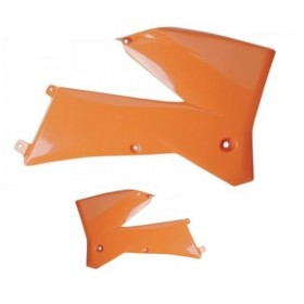 Tankspoiler Paar orange KTM 05