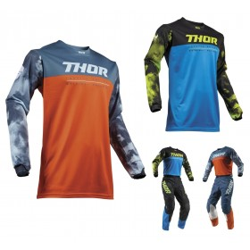 Thor MX Jersey Pulse Air Acid
