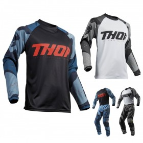 Thor MX Jersey Sector CAMO