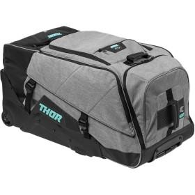 Thor Reisetasche Transit Wheelie Bag schwarz grau