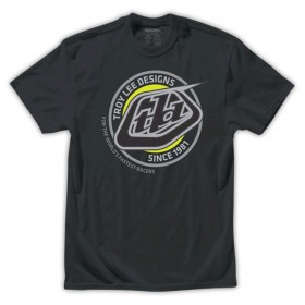 Troy Lee Designs T-Shirt Full Circle grau