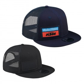 Troy Lee Designs KTM Team Snapback Hat Stock